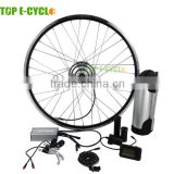 36V350W electric front wheel bike conversion kit                                                                         Quality Choice