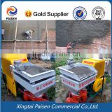 satisfied sales service automatic spray mortar machine/ auto paint mortar equipment for wall