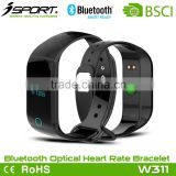 OLED Display Smart Bluetooth Wrist Watch Pedometer for Kids