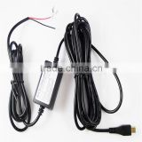 DC to DC step down Converter Module 1M power cable 9V 12V 24V to 5V 1.5A with 2M micro USB Cable