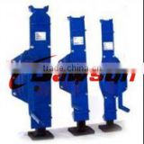 Dawson mechanical floor jack/rack jack made in china with top quality steel