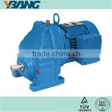 Single Stage RX67 series Helical Reduction Gear Box