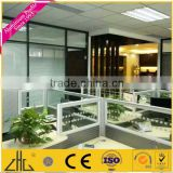 ZHL zhonglian aluminum profile for office partition cubicle workstation