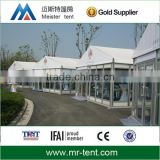 Clear glass wall tent outdoor marquee tent