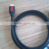 2.0 version copper clad steel conductor 5mm outer sheath hdmi cable usb from professional Manufacturer