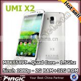 umi x2 android 5.0 dual china mobile phone cdma gsm 13mp camera