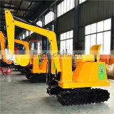 Kids Amusement Excavator Toys electrical digger playground toys