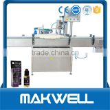 digital control pump olive oil/fruit juice/glycerol/e-liquid liquid filling machine with low price