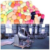 Automatic tablet pill coating machine