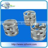 China factory produce SS304 SS316 Metal Raschig Ring Random Tower Packing