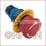ONPOW start stop push button switch(LAS1-A 22mm Series,Dia.22mm,CE,ROHS,REECH,IP40,IP65)