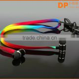 Factory price fashion cheap earphone noise cancelling metal earbuds mp3 headphone for mobile phone