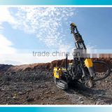 High quality atlas copco blast hole hydraulic drill rig PowerROC T25 T30 T35 for quarry site mining project