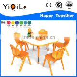 Children table and chair set toys in baby nursery furniture sets