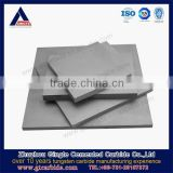 100% virgin material hign wear resistant tungsten carbide plates/blocks/blanks for shapping tools