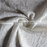 Hot selling Shaoxing cord lace voile fabric for ladies winter suits salwar kameez