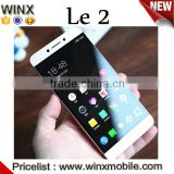 "Letv Le 2 4G FDD Lte Mobile Phone MTK6797 Deca Core Android 6.0 5.5 ""1920x1080 3GB RAM"