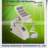 Fade Melasma 2013 New Design Multi-Functional Beauty Equipment E-light+IPL+RF Machine Cavitation Obesity Treatment Lip Line Removal
