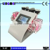 Cavi Lipo Machine Best Combination! Lipo Laser+ Non Surgical Ultrasound Fat Removal Cavitation+RF+Vacuum/ RF Cavitation Vacuum Lipolaser Slimming Machine
