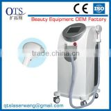 2012 Hottest Portable Permanent Diode Laser Hair Removal For beauty salon/operational video support