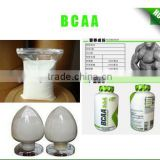 GMP bulk BCAA amino acid powder Capsule Branch Chain Amino Acid