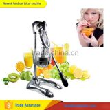 NEWEEK mini all stainless steel home hand use pomegranate orange squeezing juice extractor machine