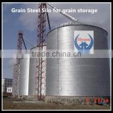 steel silo 1000t for corn and wheat storage