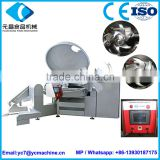 High-speed Vacuum Meat Bowl Cutter For Sausage / Bowl Chopper Machine For Meat Processing