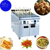 High Qulity Multipurpose Kitchen 4 Burner Gas Range with Oven Cooker for Hotel Restaurant