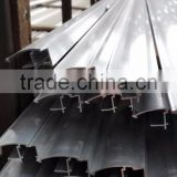WOW!!!aluminium extrusion profile for exhibition/samples company profiles for industrial and construction materials