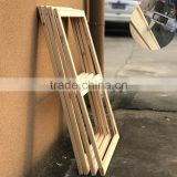 canvas stretcher bar pine wood/wooden stretcher bars