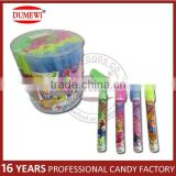 Fuirt Flavor Pen Spray Candy/ Magic Pen Spray Liquid Candy in Jar