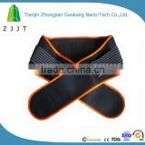Tourmaline Magnetic Belt self-heating Lumbar Support waist Brace Double Banded Adjustable Pad