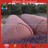 Large size biogas plant for industry or home