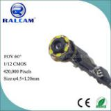 720*525 pixels Diameter 4.5mm tiny cam module for industrial videoscope