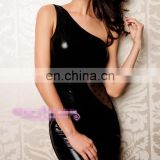 New arrival Very Sexy night dress off shoulder cub dress