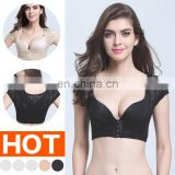 Women's Shapewear Tops Short Sleeve Crop Top Arm Shapers