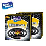 Eco-friendly Goodnight Black mosquito coil with smokeless