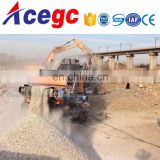 Crushing station,mobile crusher machine,movable car crusher