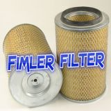 Replacement Elmo Rietschle Blowers & Vacuum Pumps Filter 730522