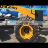 Lutong Motor Grader PY135C Self-propelled Articulated Motor Grader Suitable for large-scale Land Leveling Construction