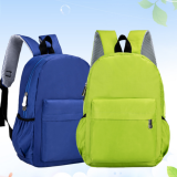 Chinese OEM bag manufacturer New customized high school kids bookbags backpack school bag sets for boys and girls