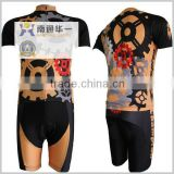 bicycle clothing set jersey&pants