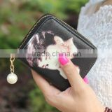 Multi design Elgan women and new style Fashional Wallet Purse Billetera para dama de calidad good quality with best price