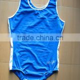 men competition singlet .gymnastic leotard