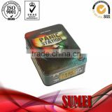 cuboid tin box