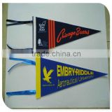 die cut felt pennants