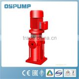 XBD series multistage fire fighting pump vertical type