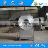 Low cost,high capacity full automatic frozen french fries making machine