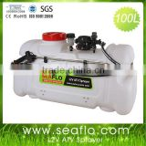 Agriculture Power Sprayer Machine SEAFLO 100L 12V Electric Sprayer Agriculture